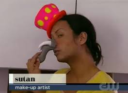 i didnt realize raja was a makeup artist on americas next top model back in s7 topic brin s