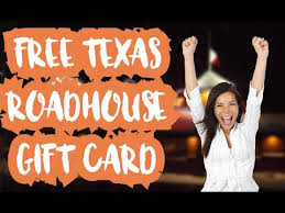 Starting at the original price of points. Texas Roadhouse Gift Certificate