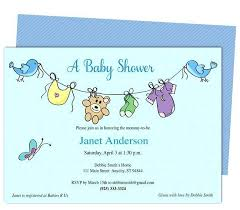 Online Invitations Templates Printable Free Simple Baby Shower Invitation Template Free Printable Templates Boy Ideas