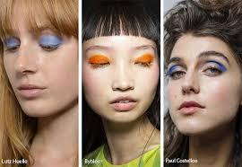 spring summer 2019 makeup trends colorful eye makeup eyeshadow
