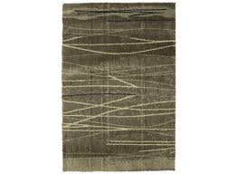 mohawk home reg madrid linear stripe gray area rug 8 x 10