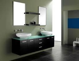 Mirror Prominent Contemporary Round Bathroom Mirrors Dazzling