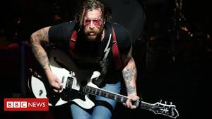 <b>Eagles of Death Metal</b> play in Paris for attack survivors - BBC News