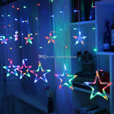 decorative string lighting. Fine String Christmas String Lights Waterproof 25m Stars Bulbs Battery Powered Fairy  Starry Decorative Rope Light Firefly Decorations To  And Lighting