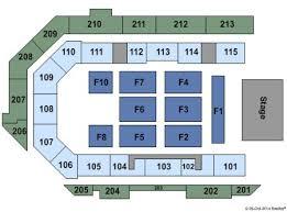 Centurylink Arena Tickets And Centurylink Arena Seating