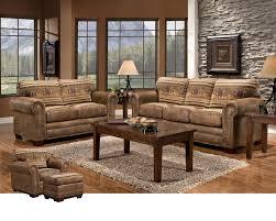 rustic living room furniture sets. Wild Horses 4 Piece Living Room Set. By American Furniture Classics Rustic Sets T