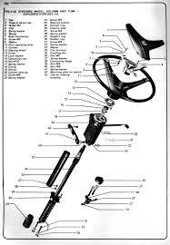 wrg 1822 69 vw bug wiring harness steering wheel 1 thesamba com 411 412 view topic type 4 steering wheels 1972 vw steering column wiring harness