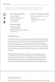 Zodiacsociety Birth Chart Zodiac Society Birth Chart Readings