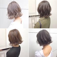 切りっぱなし パーマ ナチュラル ボブlano By Hair ボブ切りっ