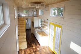 Small Picture A Bright Blue Tiny House by Nomad Tiny Homes TINY HOUSE TOWN