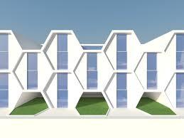 Dormitory Design Concept Honeycomb Dormitory Architect Magazine