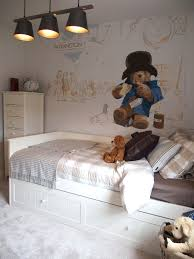 paddington bear wall art