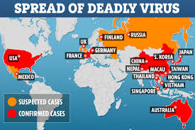 Coronavirus infects MORE people in China than SARS as death ...
