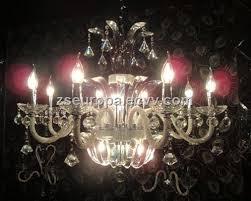 asfour crystal pendant lamp w 8 lights chandelier 8033 8