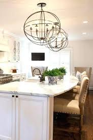 kitchen chandelier lighting ideas dining table height chandeliers design