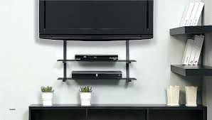 tv box shelf wall mount cable box wall mounted with shelves lovely shelf cable box under tv box shelf above shelf wall