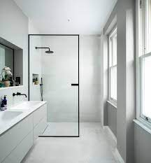 Learn How Much Of Your Bathroom You Should Tile Houzz Au