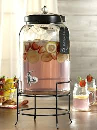 glass beverage dispenser with metal spigot glamorous glass beverage dispenser with metal spigot and stainless steel