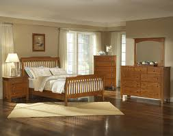 Natural Cherry Bedroom Furniture Cherry Wood Bedroom Set Cherry Moon Bedroom Furniture Set 1