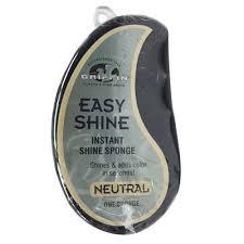 Griffin Easy <b>Shine</b> Instant Shoe <b>Sponge</b> Clear