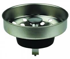 kitchen sink strainer basket. Parts \u0026 Accessories For Sinks Kitchen Sink Strainer Basket