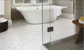 White floor tiles bathroom Herringbone House Cleaner Singapore How To Remove Stains On Bathroom Tiles Quickly
