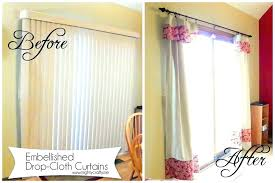 decorative vertical blinds living random valance over vertical blinds blind corner magnificent hanging curtains and curtain