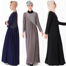 Jalabiya Abaya Designs Muslim Women Long Sleeve Hijab Dress Maxi Abaya Jalabiya Islamic Women Dress Clothing Robe Kaftan Moroccan Fashion Embroidey