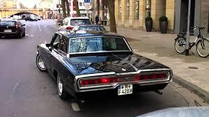 Ford Thunderbird - Bad Engine Drive Off - YouTube