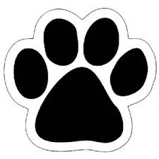 bulldog paw print outline. Beautiful Print Bulldog20paw20print To Bulldog Paw Print Outline W