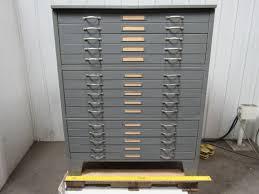 5 Drawer Metal File Cabinet Blueprint Cabinet Ebay