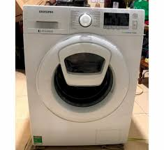 Máy Giặt Cửa Ngang Samsung Addwash Inverter 8 Kg Ww80K52E0Ww/sv