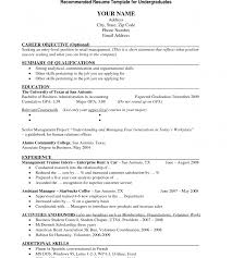 High School Resume Template Word Format Activities Senior College ...
