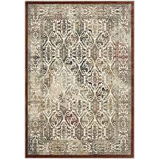 vintage area rugs ornate vintage area rug in tan and walnut brown vintage soft anthracite area