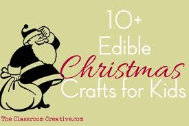 Simple Edible Christmas Crafts Easy Enough For Kids To CreateEdible Christmas Craft Ideas