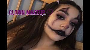 clown makeup tutorial aka how to turn