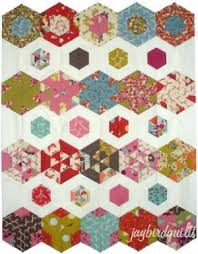 Hexagon Quilt Pattern 20 Designs and Ideasto Sew Your Next Hexie Quilt & Hexagon Quilt Pattern Tutorials and How To Techniques Adamdwight.com