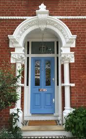 lilac front door