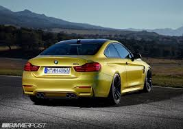 BMW M4 imagined with aftermarket wheels - Page 8