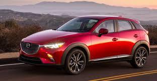new car release australia 20152015 AllNew Mazda CX3 Release in Australia