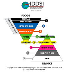Dysphagia Diets Iddsi Replaces Ndd Swallowstudy Com