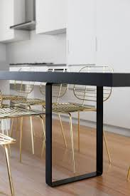 Distressed Black Kitchen Table 25 Best Ideas About Black Kitchen Tables On Pinterest Refinish