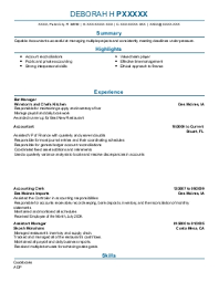 Revenue Tax Specialist Resume 28 Images Tax Research Sales And