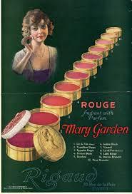 1920s makeup ad
