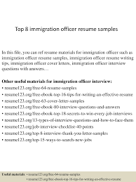 immigration letter format paralegal resume objective examples thumbnail 4jpg cb 1428482082 top8immigrationofficerresumesamples 150408083416 conversion gate01 thumbnail 4 top 8 immigration officer resume samples