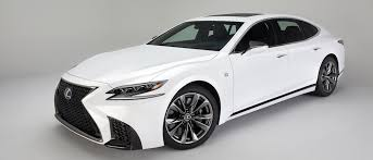 2018 lexus coupe. delighful coupe 2018 lexus ls 500 f sport promises coupe handling from luxe sedan inside lexus