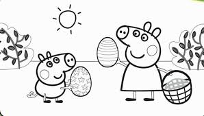 Peppa Pig Coloring Pages Online Wwwuniversoorganicocom