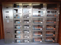 Vending Machines For Sale Uk Fascinating Vending Machine Tackles Egg Thefts From Honesty Boxes Farming UK News