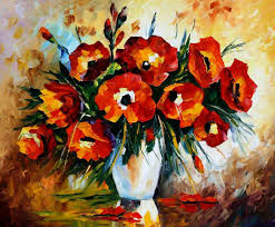 famous paintings of flowers by artists best painting 2018