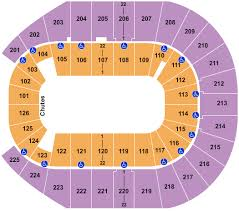 Verizon Arena Pbr Seating Chart Pbr Unleash The Beast Tickets Sat Mar 7 2020 6 45 Pm At